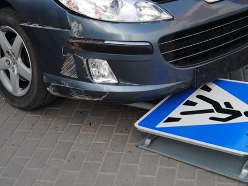 За полгода в ДТП пострадали почти 30 пешеходов