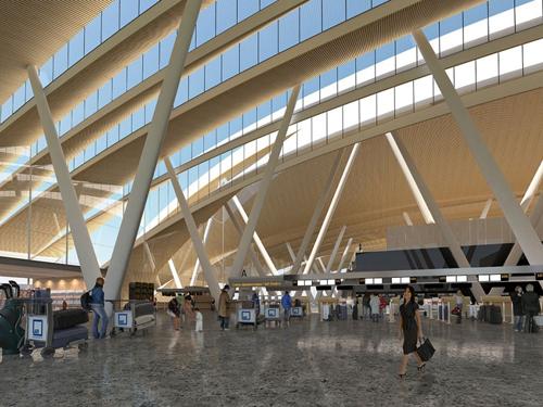 """Аэропорт """"Платов"""" начнет функционировать уже в декабре этого года"""