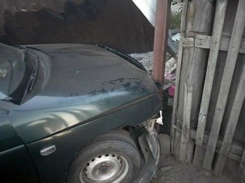 Пьяный водитель сбил двух женщин