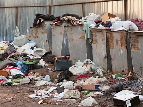 Шахтинцев начали приучать к раздельному сбору мусора