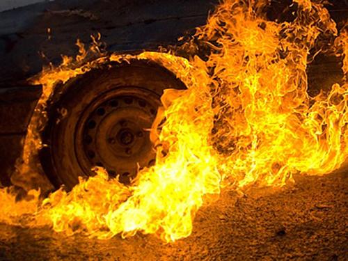 Сгорел дом, машина и хозпостройки