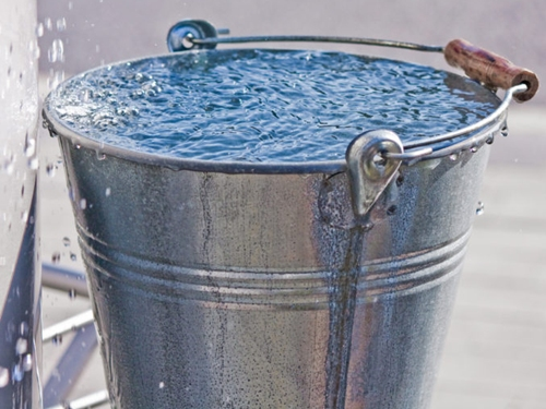 За выходные шахтинцы успеют запастись водой