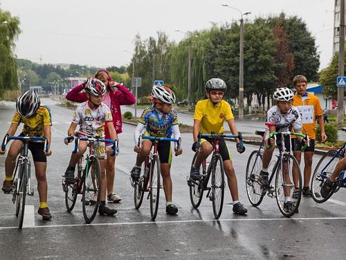 """""""Золотая осень"""" принесла нашим велосипедистам победу и призовые места"""