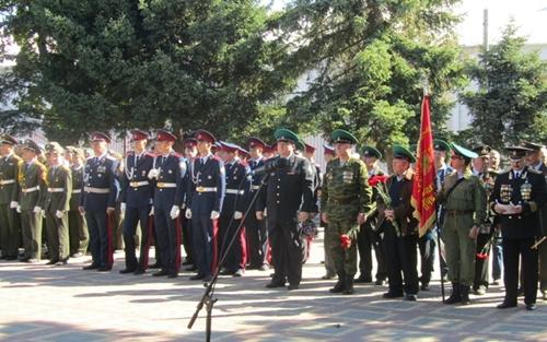 В Ростовской области начались  Дни образовательных организаций ФСБ России
