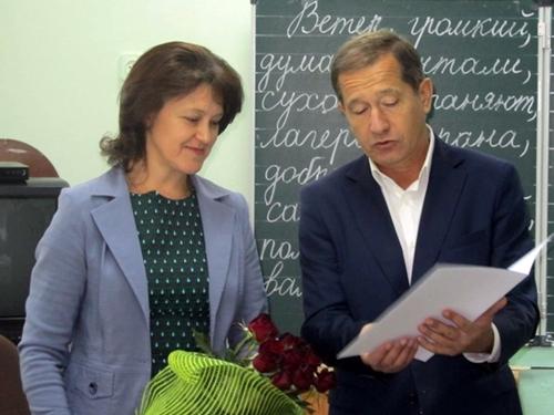 Татьяна Ивановна Левина удостоилась благодарности депутата