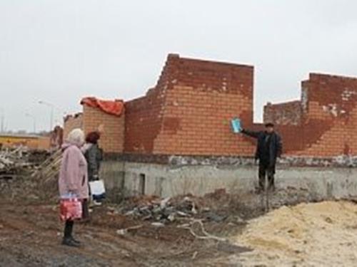 Правительство области готовит дополнительные механизмы достройки проблемных домов