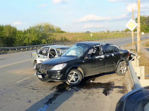 Страшная авария унесла жизнь 24-летней девушки