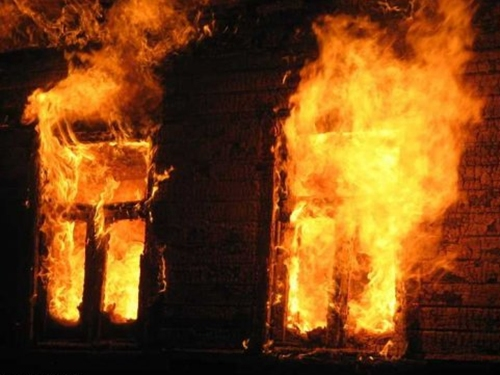 Две жизни унёс пожар на улице Земнухова