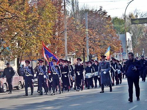 В пятницу кадеты-баклановцы выйдут на парад