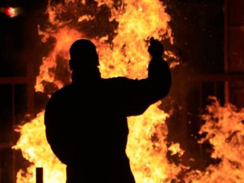 Пожар на улице Земнухова скрывал следы убийства