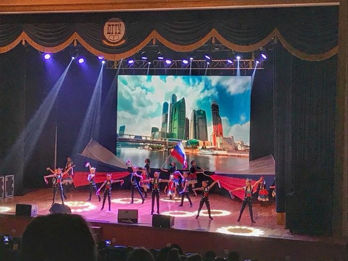 Танцоры Анатолия Виноградова: два дня - два конкурса - три гран-при