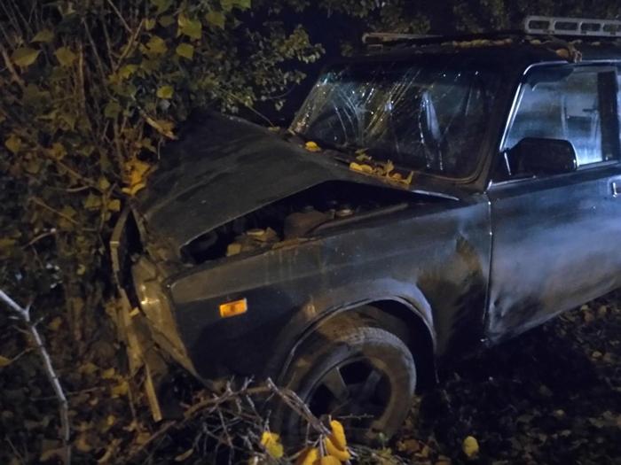 Восьмилетняя девочка попала в больницу по вине пьяного водителя