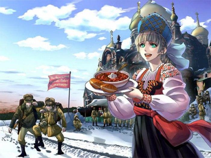 Американцы о русских: Вот бы они были нашими соседями, вместо Канады