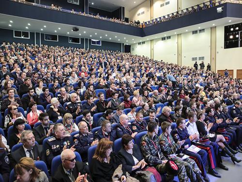 Шахтинцы поучаствовали во Втором Конгрессе народов Дона