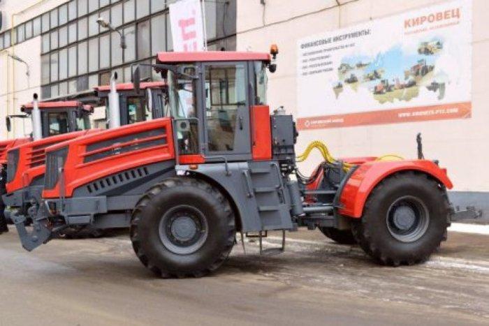 Мировая премьера трактора «Кировец» К-424 состоится на Agritechnica-2017