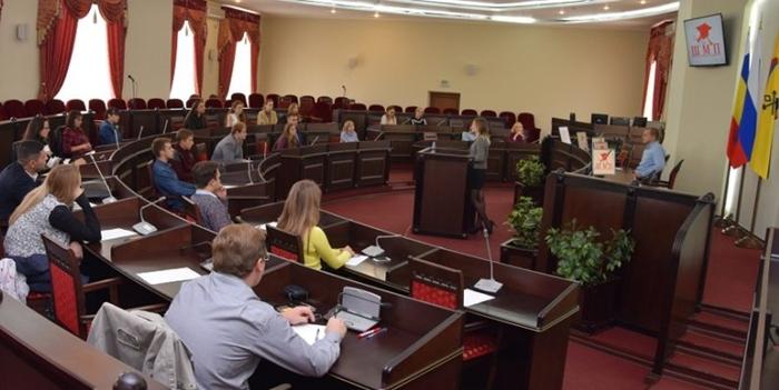 Состоялись выборы в Молодёжный парламент седьмого созыва