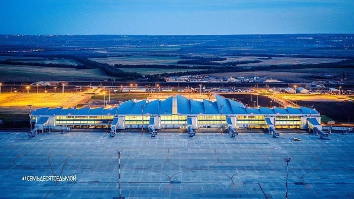 """Аэропорт """"Платов"""" с крупными городами области могут связать железные дороги"""