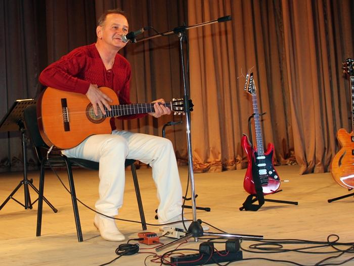 Пётр Меркулов поздравил поклонников со своим юбилеем