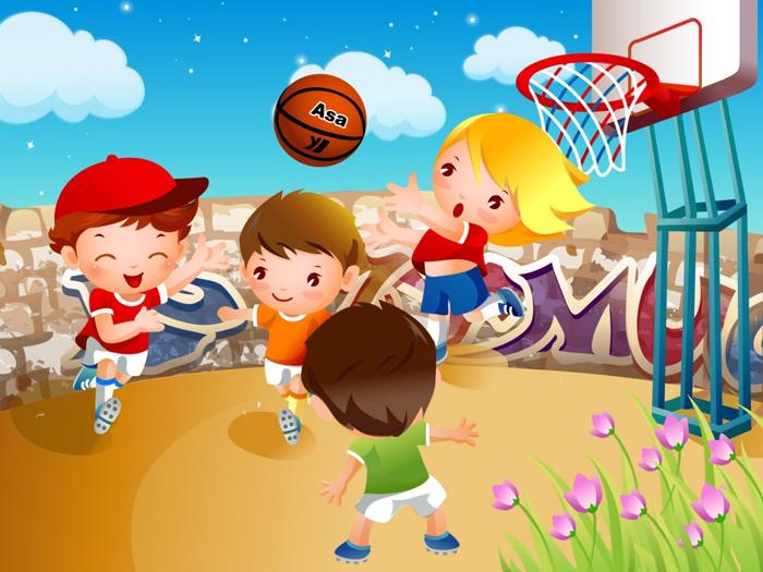 Спорт – детям