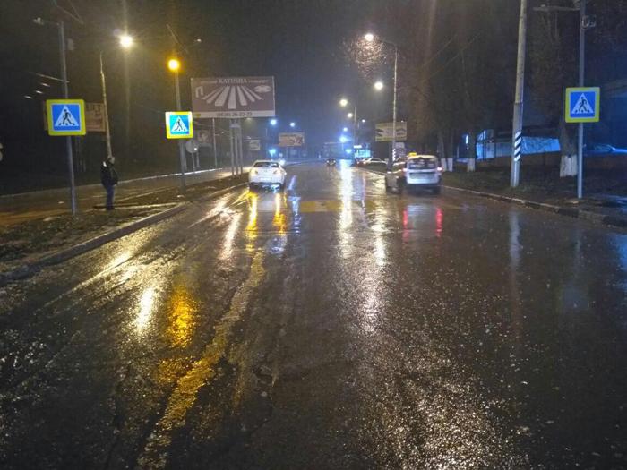 В понедельник произошло 2 ДТП с участием пешеходов