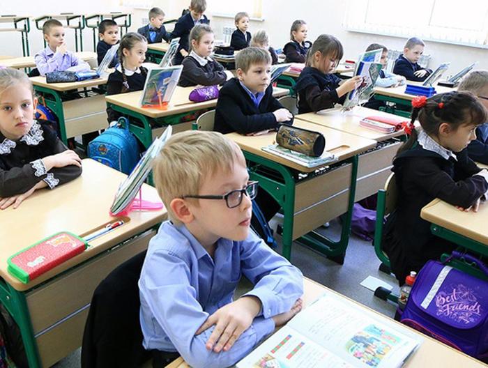 Обучение в школах будет в одну смену