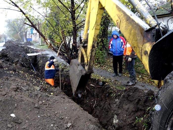 Шахтинский водоканал отчитался о выполнении производственной программы