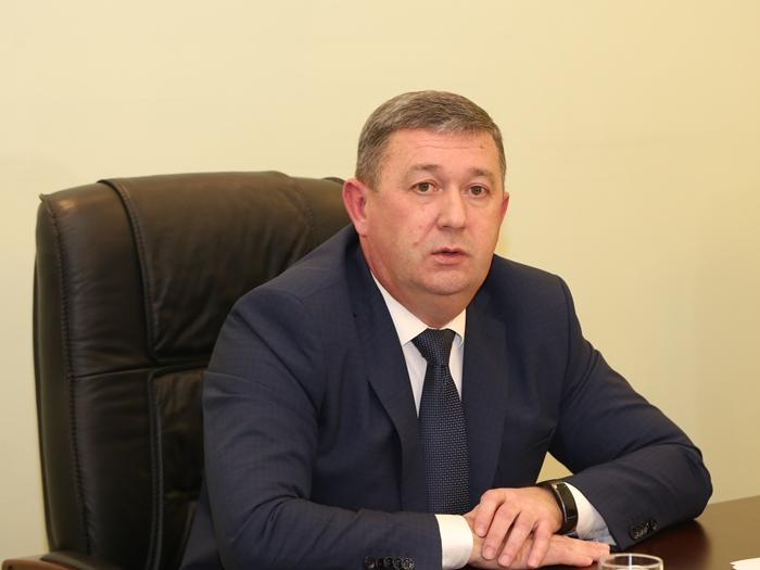 Игорь Медведев ответил на вопросы шахтинских журналистов