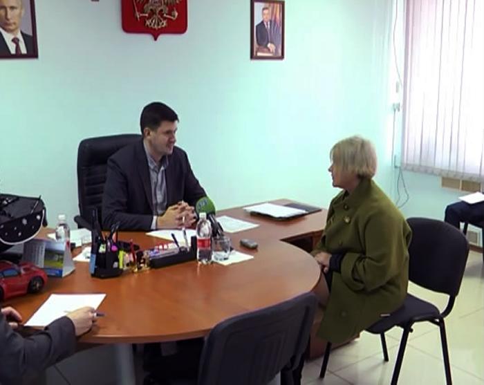 Министр экономического развития побывал в Шахтах