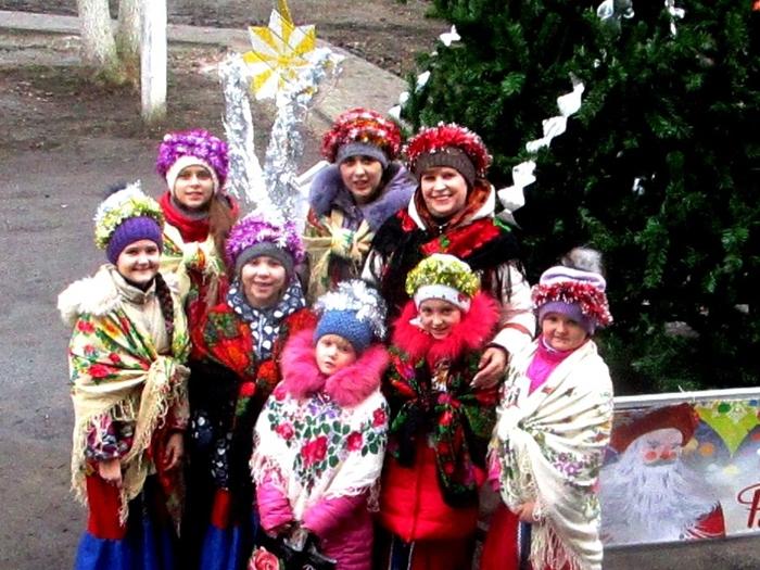 Таловские святки