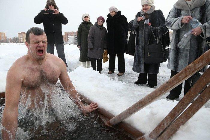 Синоптики рассказали о погоде в крещенскую ночь