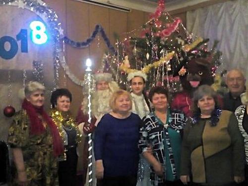 В посёлке Майском отметили Старый Новый год