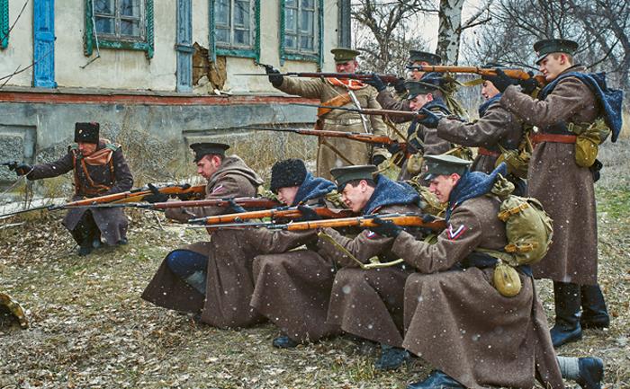 Шахтинские кадеты станут участниками военно-исторических маневров