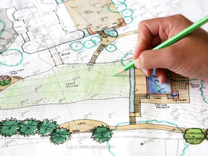 Почти 2 миллиона рублей будет стоить ландшафтный дизайн города в 2018 г.