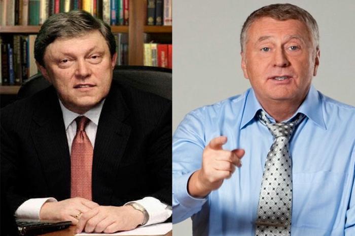Жириновский и Явлинский посетят донскую столицу перед выборами