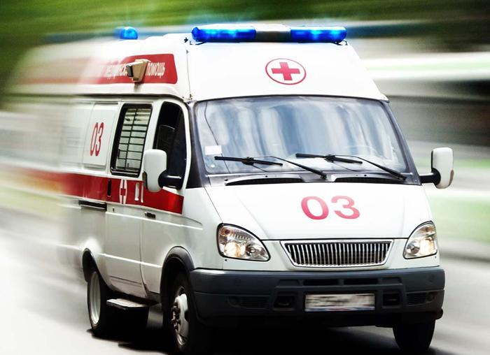 В результате пожара пострадали двое мужчин