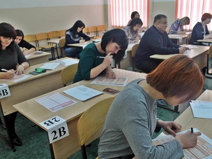 Через неделю родители шахтинских выпускников вновь смогут попробовать сдать ЕГЭ