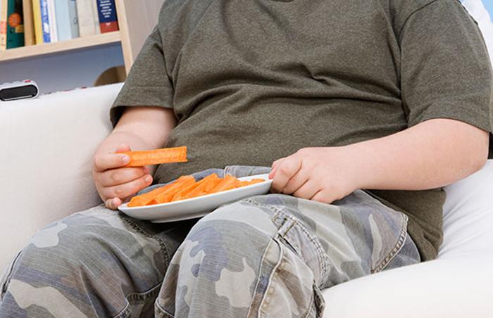 Каждый пятый школьник страдает ожирением