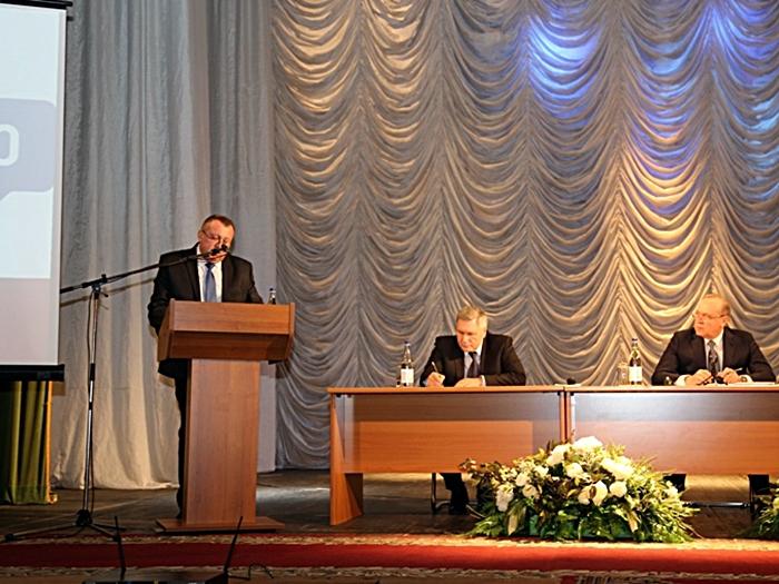 В Шахтах обсуждали стратегию социально-экономического развития Ростовской области до 2030 года