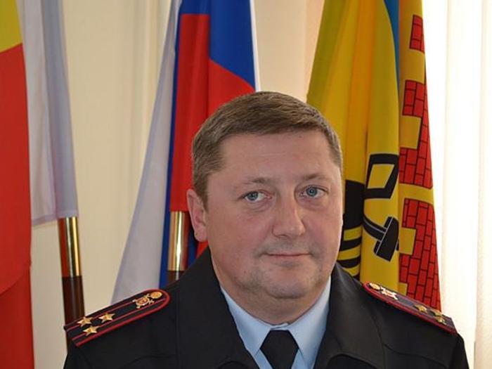 Начальник шахтинской полиции отчитался за прошлый год