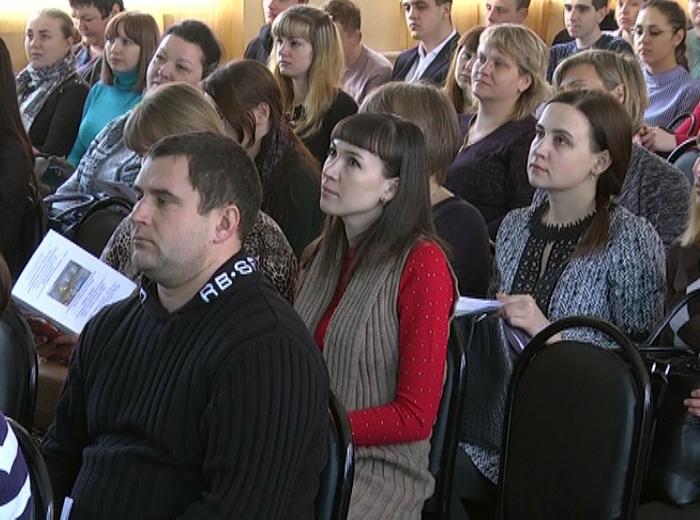 В 10 гимназии состоялся семинар-коучинг