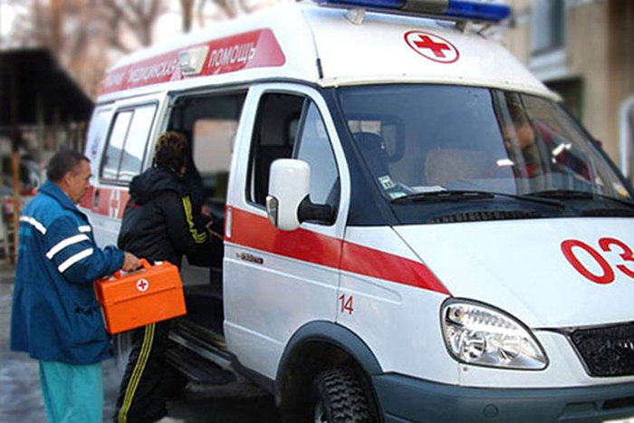 На улице Каляева напали на мужчину