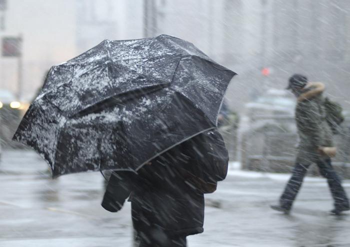 На Ростовскую область надвигается непогода