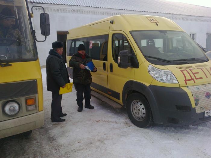 Перевозка детей под контролем