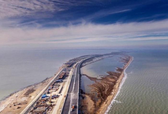 График поэтапного открытия движения по Крымскому мосту