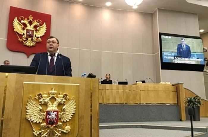 Госдума рассматривает инициированный донским парламентом законопроект о льготах
