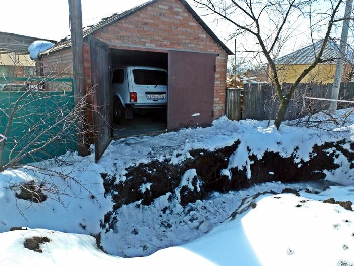 В шахтинском водоканале, в местной администрации и в областном министерстве считают, что на улице Ново-Восточной всё нормально