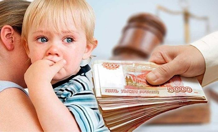 Должнику пришлось уплатить миллион рублей алиментов