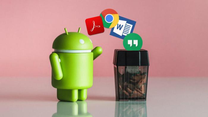 9 опасных приложений для смартфона, которые стоит сразу же удалить