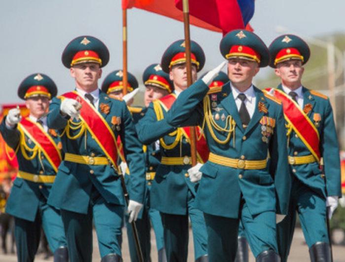 В ходе празднований Дня Победы проведут 120 мероприятий и торжеств