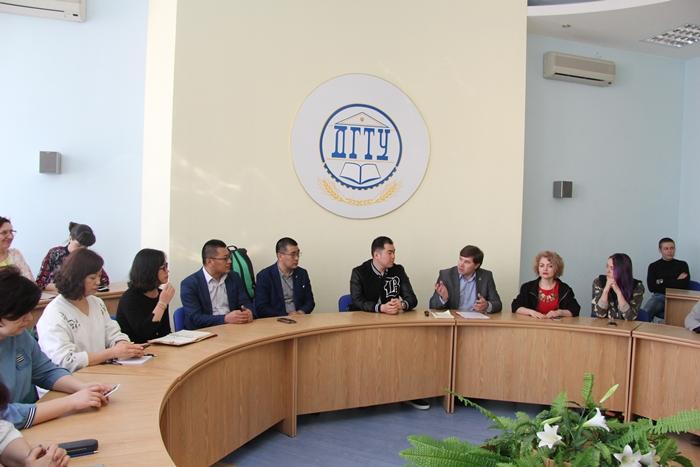 В Шахтах встретились представители образования, науки и бизнеса России и Китая